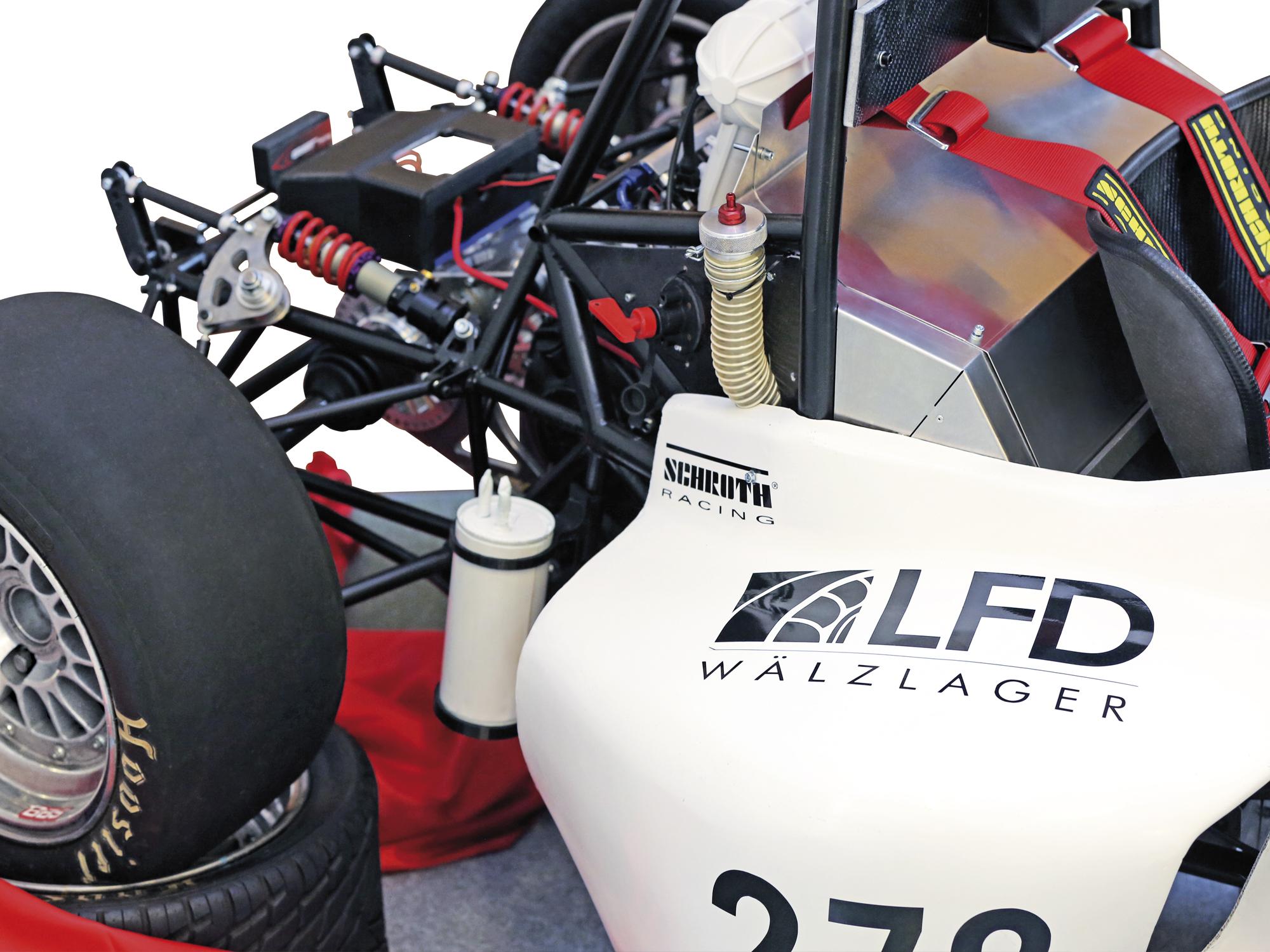 Get Racing Le Rollout De La Fs218